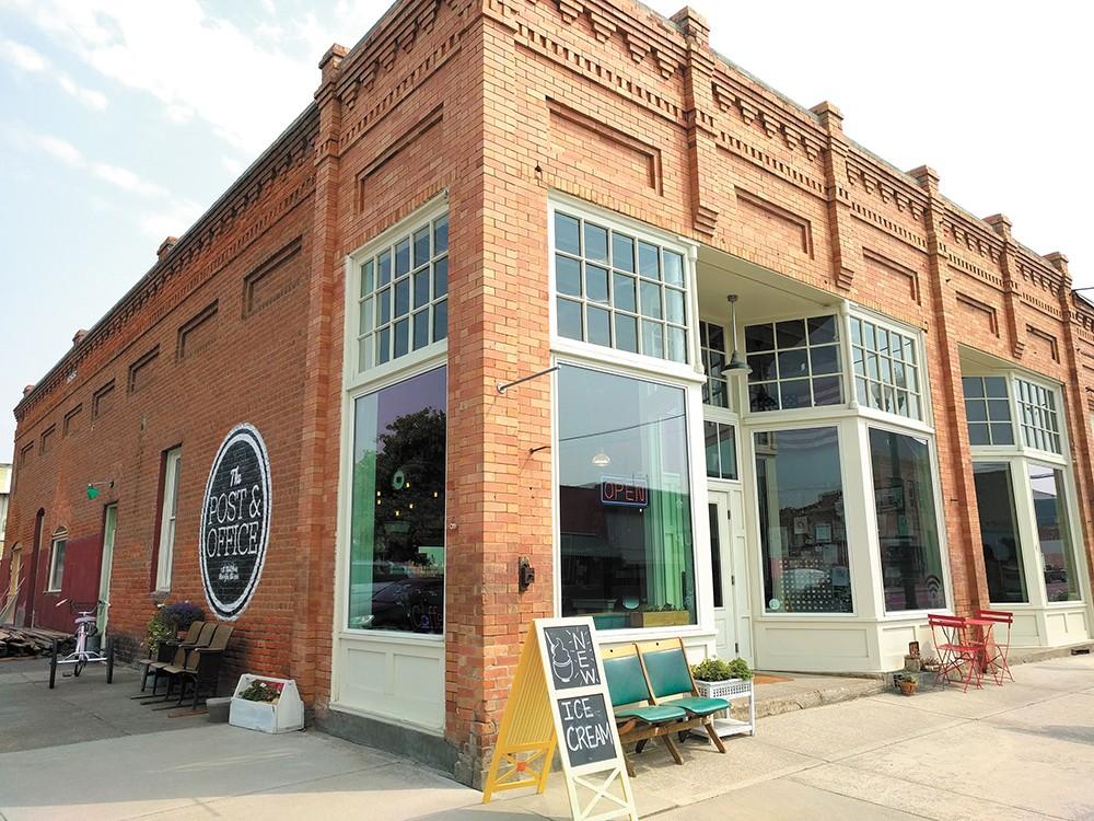 The Post & Office, Harrington, WA